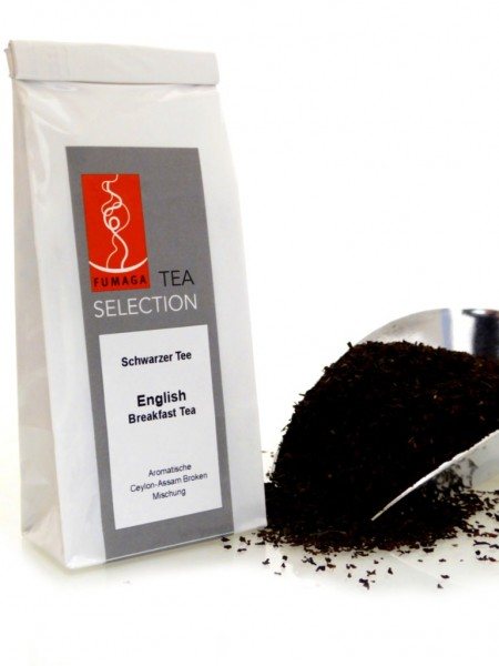 Schwarzer Tee English Breakfast Tea