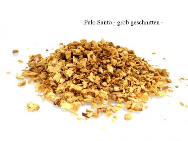 Palo Santo Holz/Bursera Graveolens - grob geschnitten