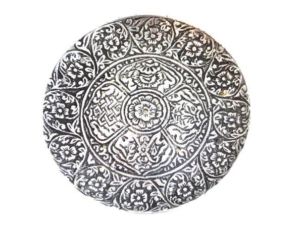 """Räucherstäbchenhalter """"Mandala"""" – Ø 11 cm"""