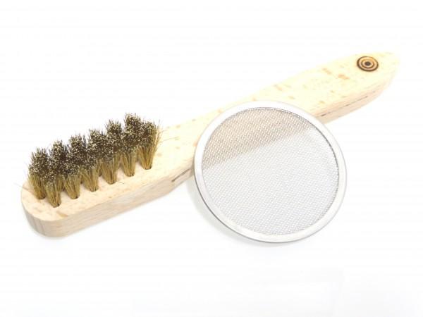 Räucherbürste + Sieb Ø 6,0 cm