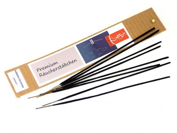 """Indiana Incense """"Jasmin"""" -handgemacht - Premium Räucherstäbchen"""