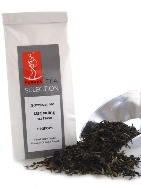 Schwarzer Tee Darjeeling FTGFOP1 First Flush