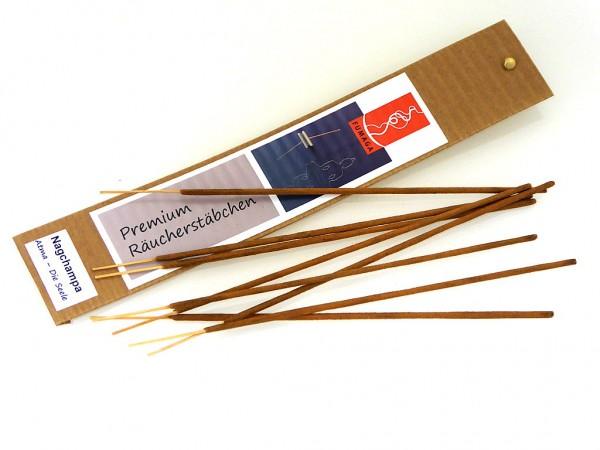"""Nagchampa """"Atma - Die Seele"""" - handgemacht - Premium Räucherstäbchen"""