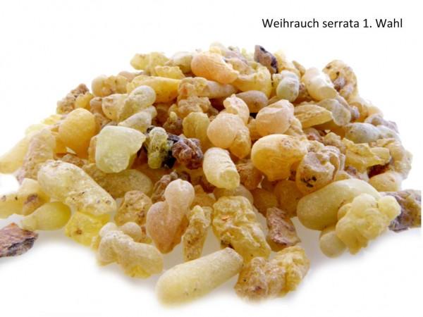 Weihrauch indisch 1. Wahl - Boswellia serrata
