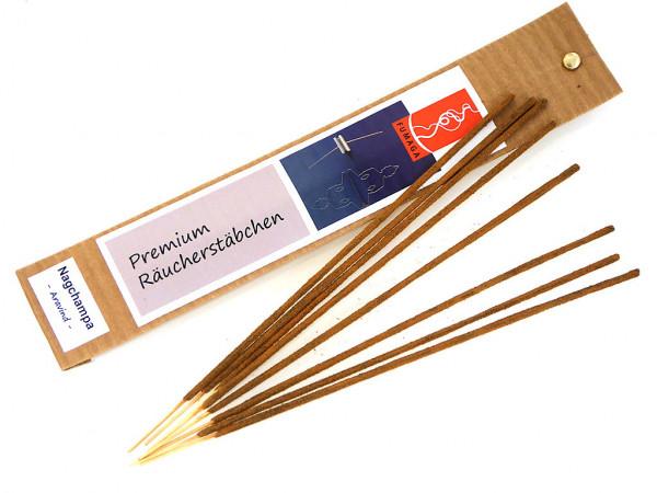 """Nagchampa """"Aravind"""" - handgemacht - Premium Räucherstäbchen"""