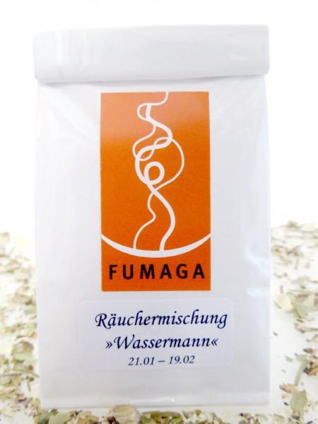 """Räuchermischung für Sternzeichen """"Wassermann"""""""