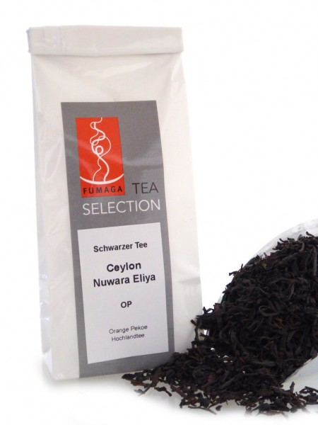 Schwarzer Tee Ceylon OP Nuwara Eliya