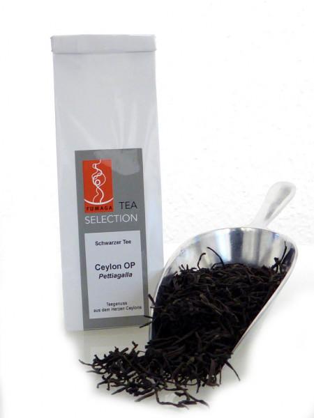 Schwarzer Tee Ceylon OP - Pettiagalla